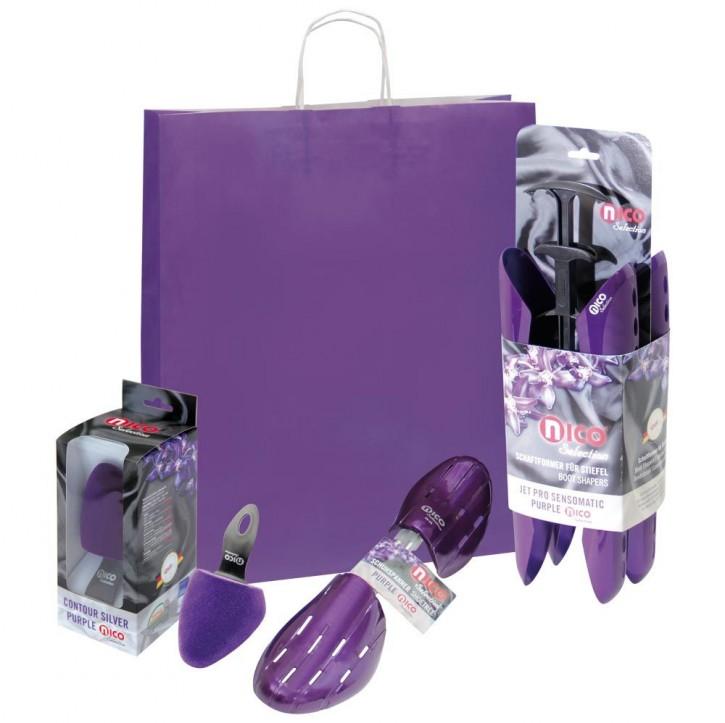 nico Purple Edition Geschenkset