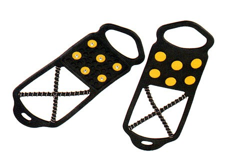 Dual Traction Eis Spikes für Schuhe