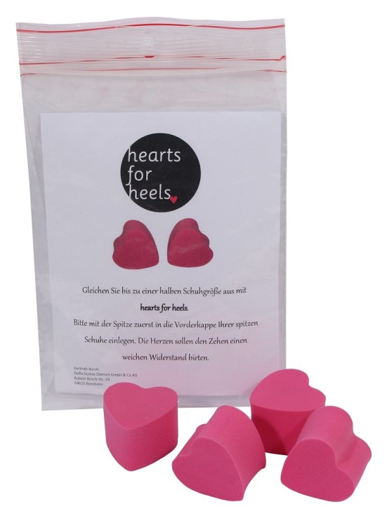 Hearts for heels exklusiv im Doppelpack