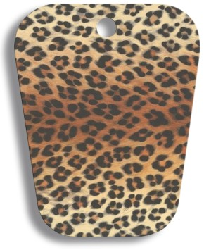 DELFA Boot Show Animal Look Leopard  Set mit 2 Paaren
