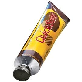 QuickSohl Reparaturpaste Tube 90 g Inhalt Farbe braun