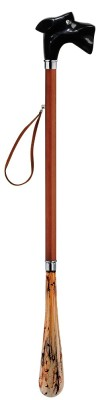 NOBLE SHOE HORN CERRY WOOD 27.5 INCHES (BULLDOG)