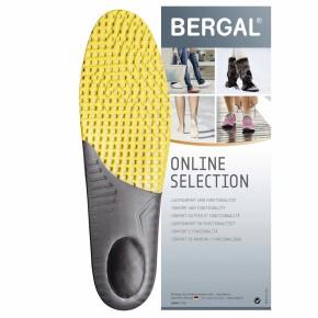 2 Paar Bergal Daily Support - Fußbett für jeden Tag Gr. 43