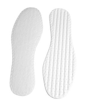 2 Paar BERGAL Barfuss Sohlen Gr. 40 - Sommer Schuheinlagen